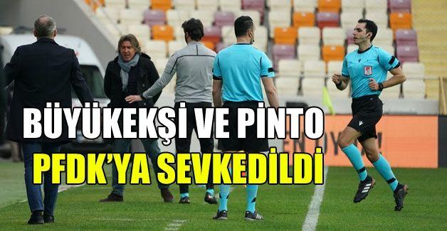 GAZİANTEP FK PFDK'YA SEVKEDİLDİ