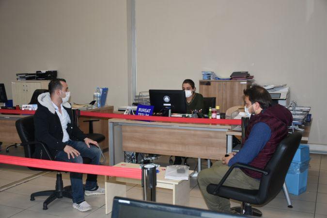 Şahinbey Belediyesi'nde İşyeri Açma Ve Çalışma Ruhsatlarının Metrekaresi 1 Lira