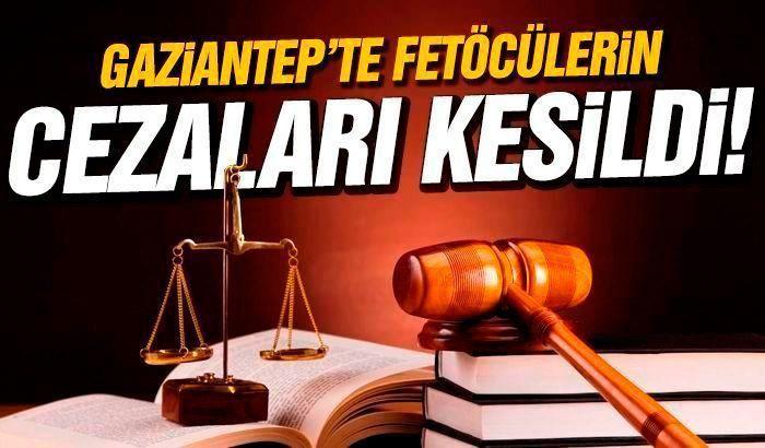 Gaziantep'te FETÖ sanığı eski hakime 6 yıl 3 ay hapis cezası