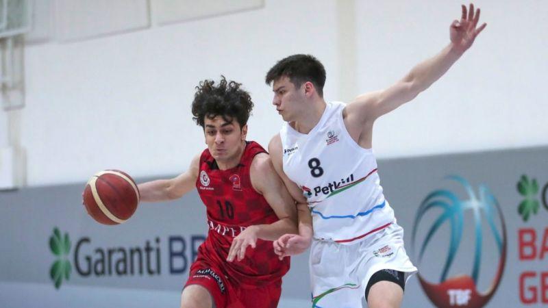 Gaziantep Basketbol yarı finale yükseldi