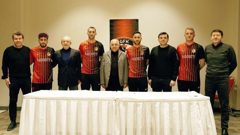 Gaziantep FK 156 milyon'u aştı