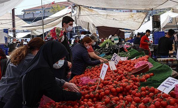 Son Dakika...Gaziantep'te Semt Pazarları Yarın Açılacak!Semt Pazarı Esnafı  Hal Fiyatlarından Şikayetçi!