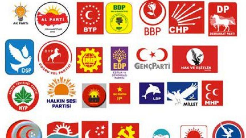 Çoğunu Tanımıyoruz! Gaziantep'te Hangi Partiler Var?İl Başkanları Kimler?