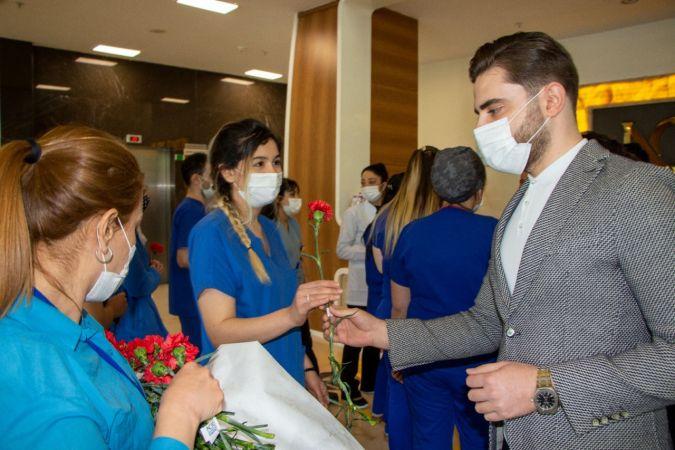 NCR Hospital Hemşireler Günü'nü kutladı