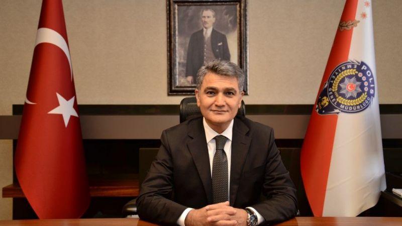 Gaziantep Emniyet Müdürlüğü'ne sürpriz isim