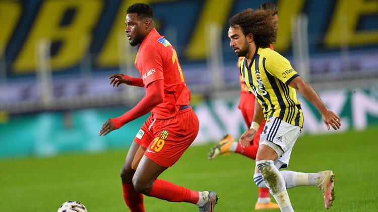 Gaziantep FK'da Tetteh iddiası