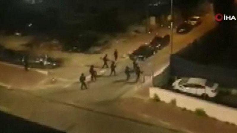 Kudüs'te Filistinliler ile İsrail güçleri arasında çatışma: 2 yaralı