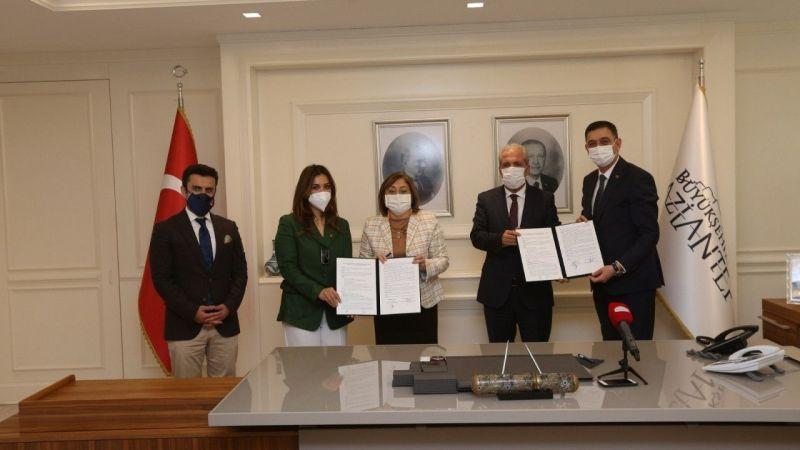 Büyükşehir ile GSO arasında örnek iş birliği protokolü