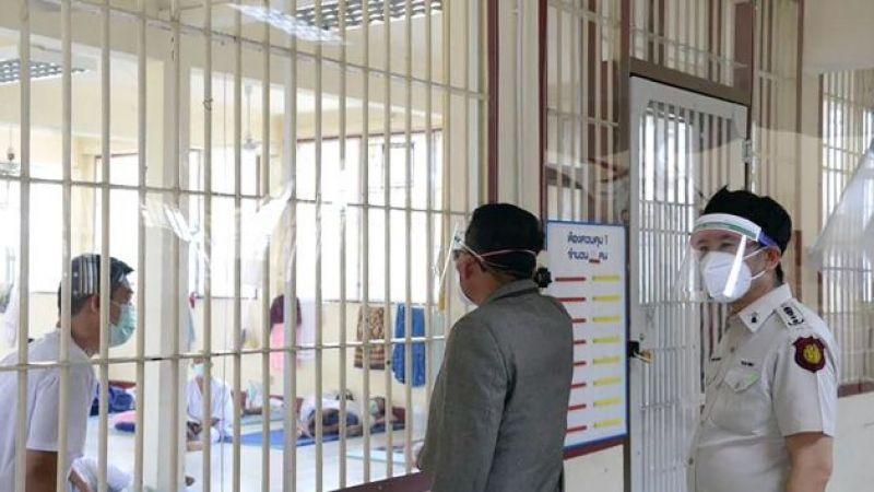 Tayland'da 50 bin mahkum Covid-19 nedeniyle tahliye edilecek