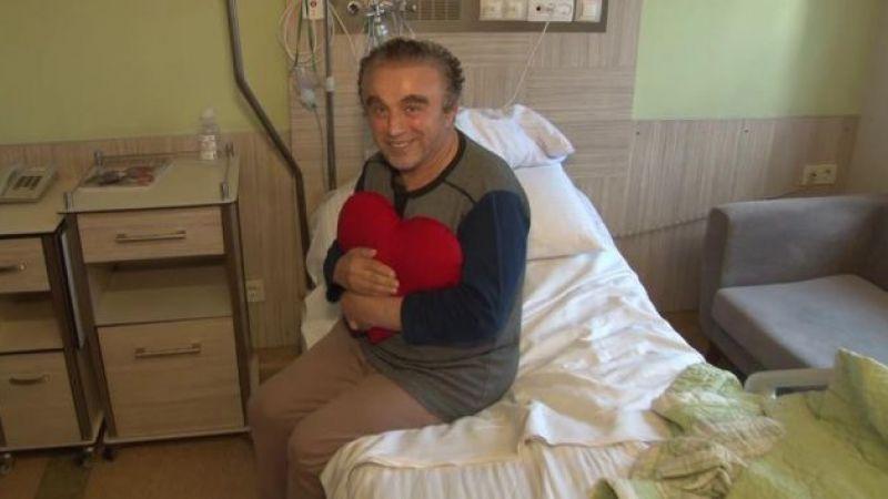 """Açık kalp ameliyatına alınan """"Fıs Fıs İsmail"""" taburcu edildi"""