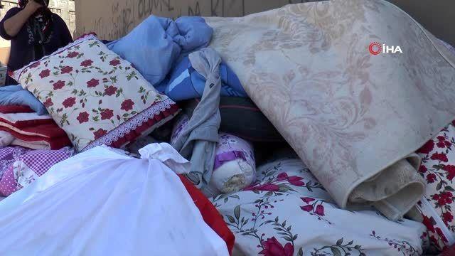 Son Dakika...Ev Kiranı Ödeyemezsen! Sokaktasın! Gaziantep'te Ev Kirasını Ödeyemeyen Aile Sokağa Atıldı!
