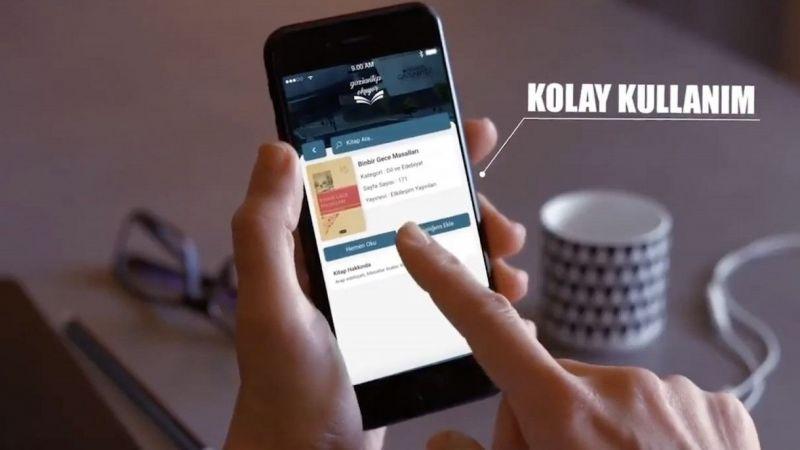 Gaziantep okuyor mobil uygulamasına tam not