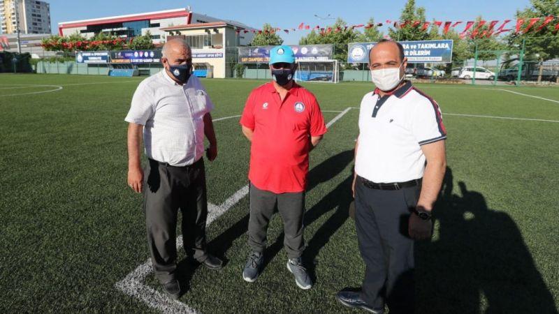Şampiyonlar Ligi kupası Gaziantep'te kalacak