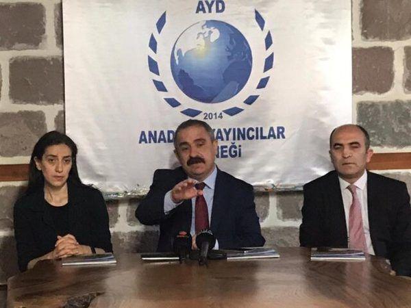 Gaziantep Olay Tv Şam Tv'mi olsun? Kontv Telaviv Tv mi?Ayd'den Türksat'a çağrı: Yabancı medya Türkiye'de kaos üretecek farkında mısınız?