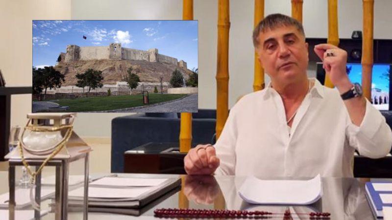Sedat Peker Gaziantep'te kimleri gündeme getirecek?