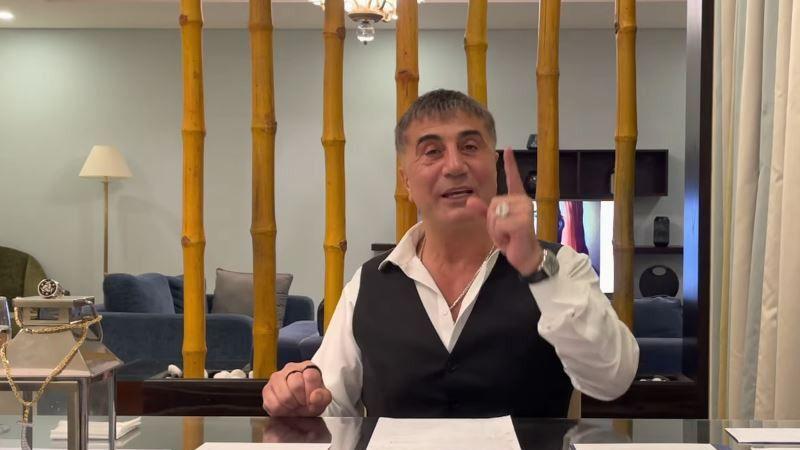Sedat Peker'in Dubai'de kaldığı otel deşifre oldu! Bambu ağaçları ele verdi