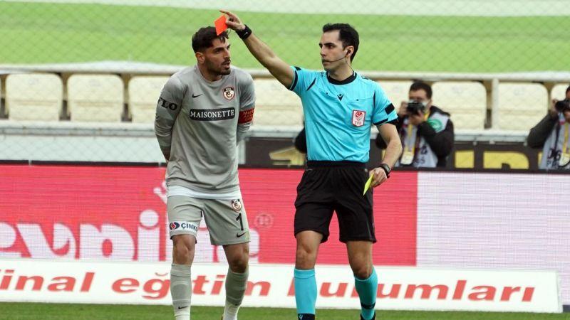 Gaziantep FK 91 sarı kart gördü