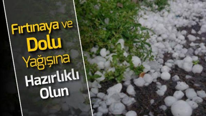 Araç sahipleri dikkat! Gaziantep için şiddetli rüzgar ve hava muhafeleti uyarısı!