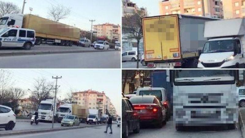 Son Dakika...Gaziantep'de Tır Terörü...Bugün 1 Can Gitti