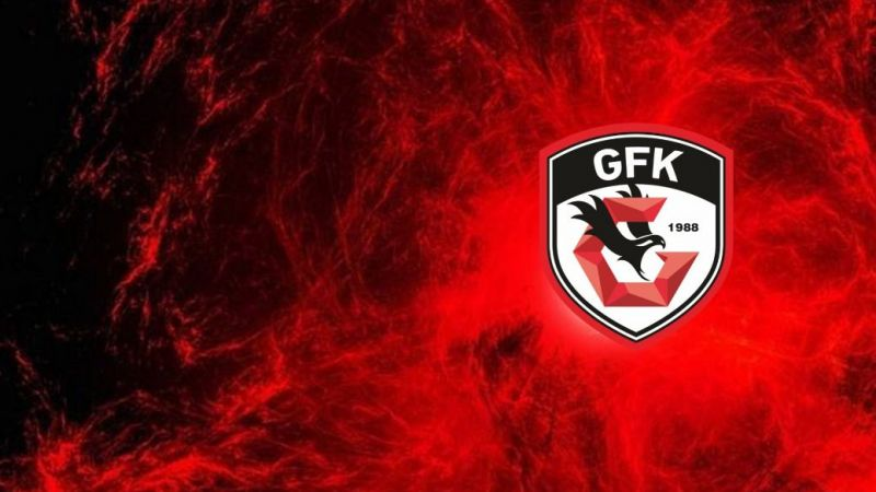 Gaziantep FK'dan şampiyona kutlama