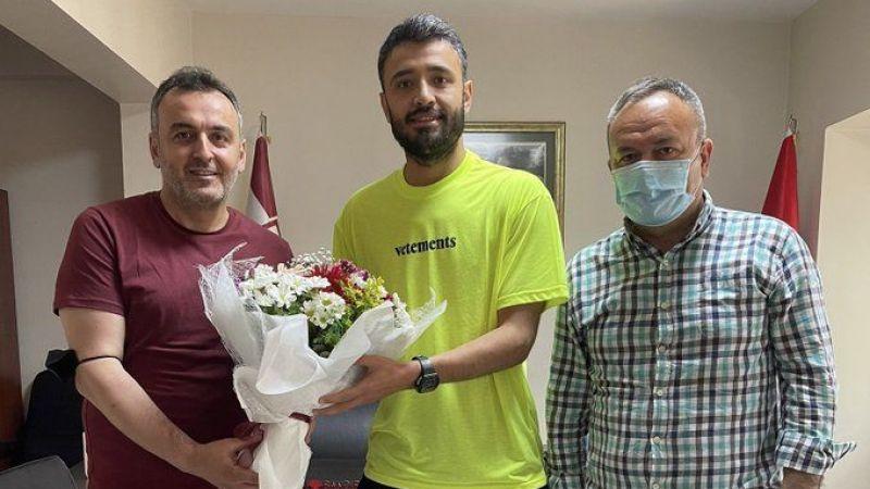 Gaziantepli futbolcu serbest kaldı
