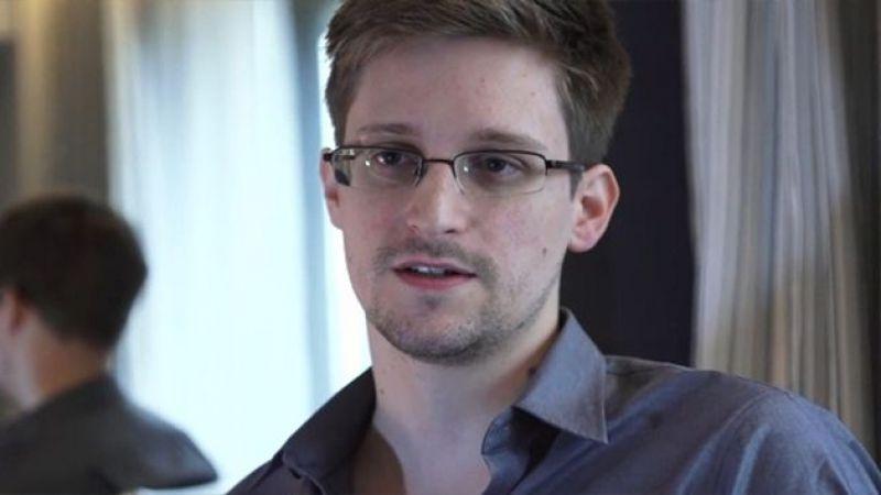 Eski NSA çalışanı Snowden'dan ABD'ye gönderme!