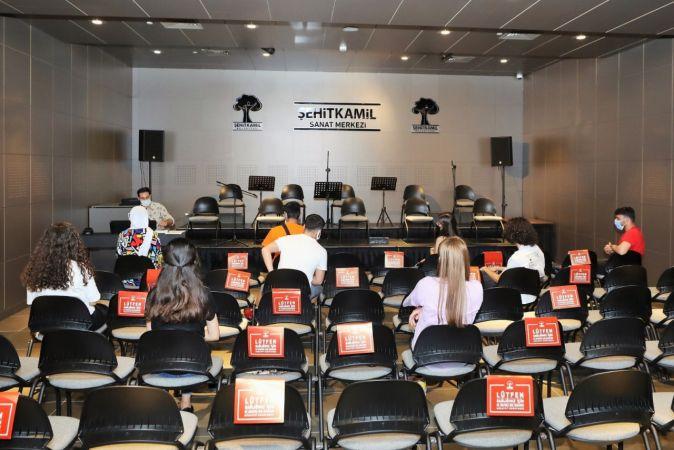 ŞSM'de yetenek sınavına hazırlık kursu