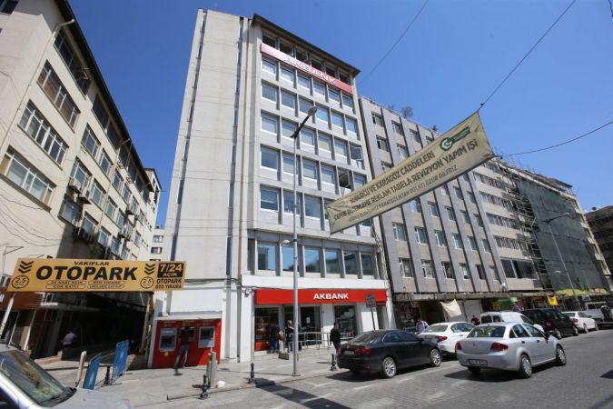 Gaziantep'in tarihi caddesine mimari dokunuş