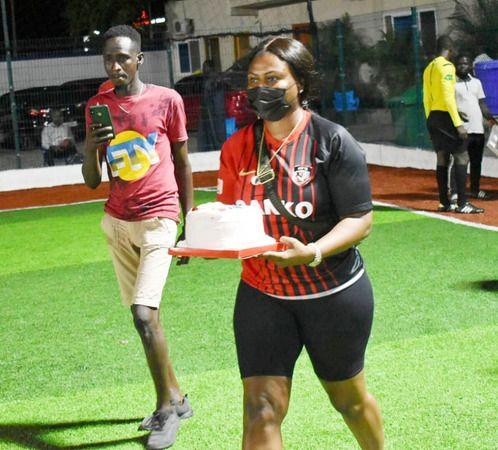 Gana'da Gaziantep FK rüzgarı