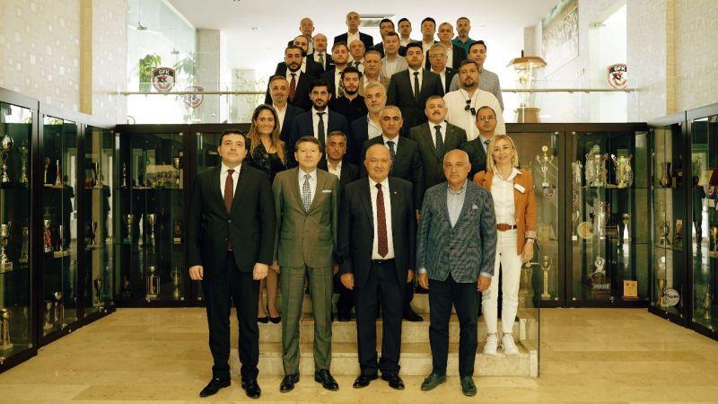 OLAY SPOR ÖZEL.... Gaziantep FK'nın icra kurulu belli oldu
