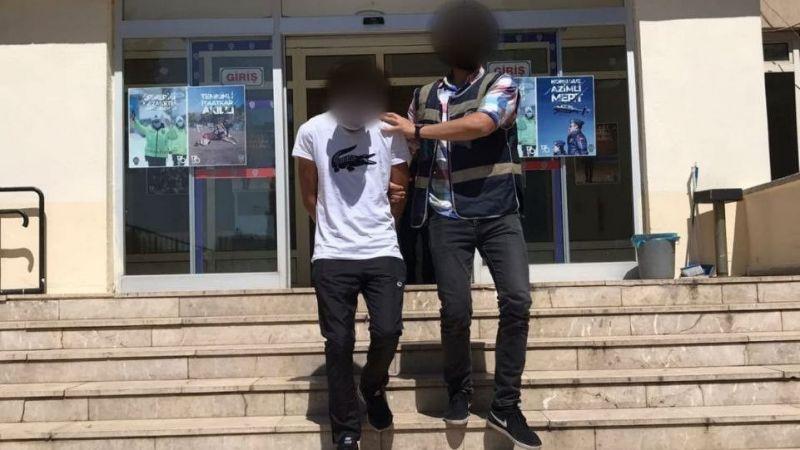 18 suç kaydı bulunan hırsız yakalandı