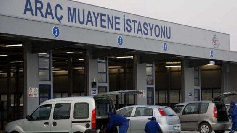 Araç muayenesi de af kapsamına alındı