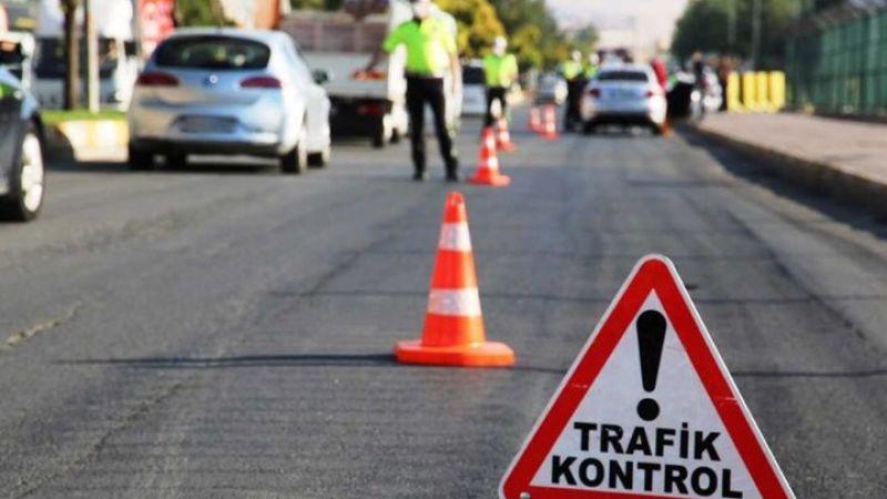 Gaziantep'te Polis Ekiplerinden Trafik Denetimleri