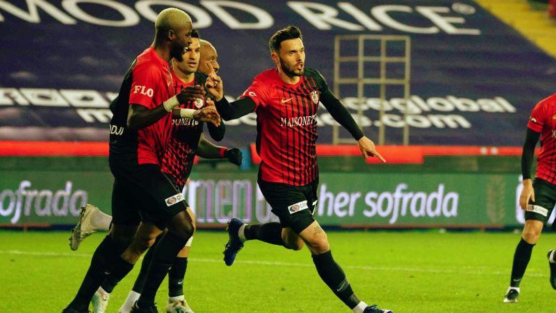 Gaziantep FK Vetrih ile anlaştı