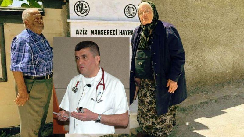 Doktor Erkan ve Mesut Mahsereci'nin baba acısı