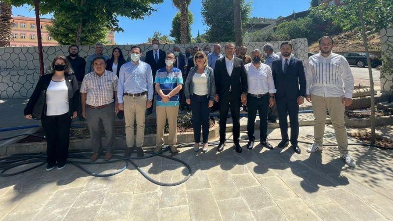 Deva Gaziantep'ten İslahiye Çıkarması