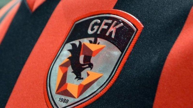 Gaziantep FK'da ayrılık...
