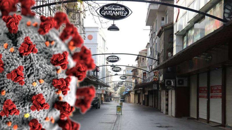 Gaziantep'te vakalar iki gündür tekrar yükselişe geçti