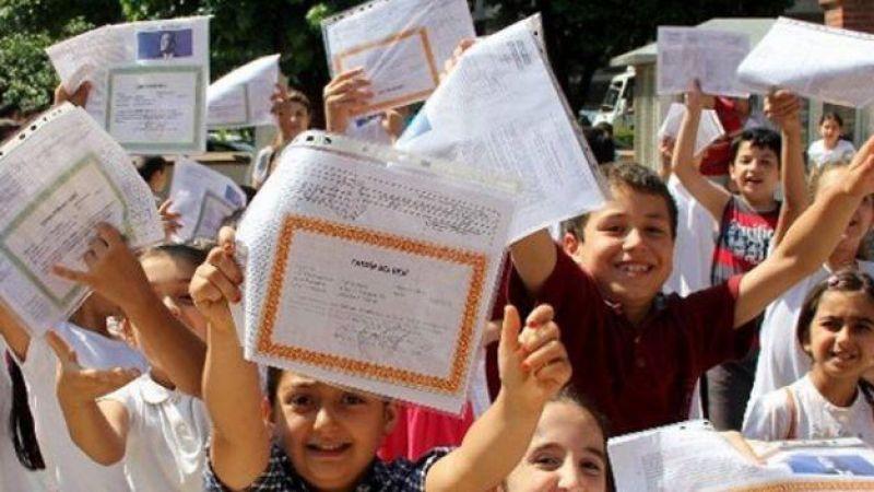 MEB'den Flaş Karne açıklaması...Öğrenci karneleri, isteyen veliler için basılı olarak verilecek