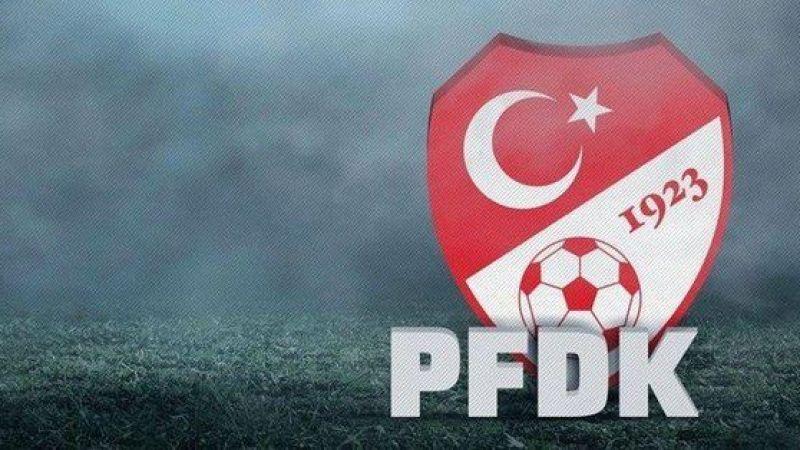 Gaziantep FK PFDK'lık oldu