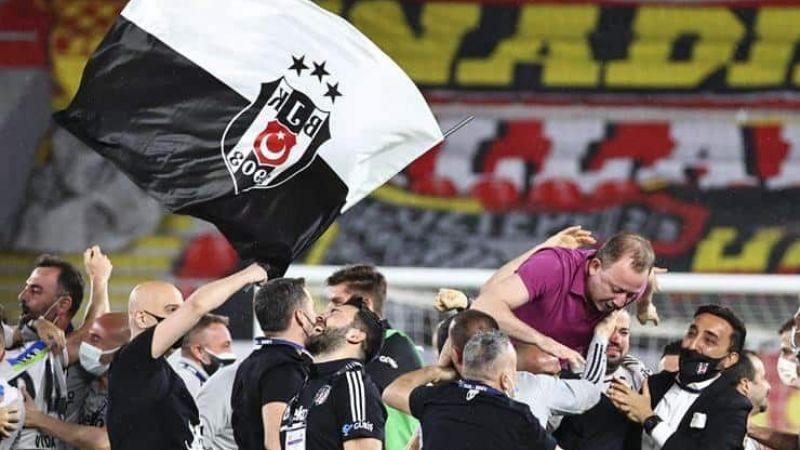 Gaziantepspor'dan şampiyonluğa!