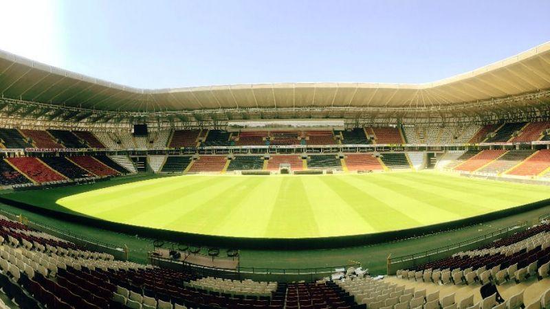 Stadyum Gaziantep FK'nın