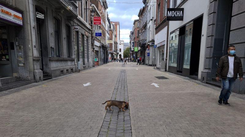 Belçika'da kontrollü normalleşme başlıyor