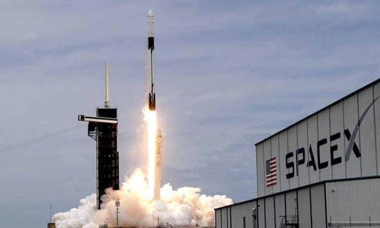 SpaceX ve NASA'dan umut olacak roket atışı!