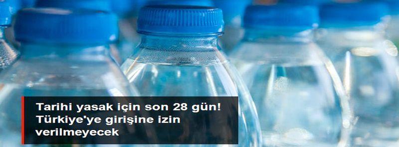 Türkiye'nin atık plastik ambalaj ithalatında tarihi yasak 28 gün sonra uygulanacak