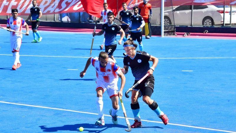 Gaziantep Polisgücü, Selçuklu'yu 5-1 mağlup etti