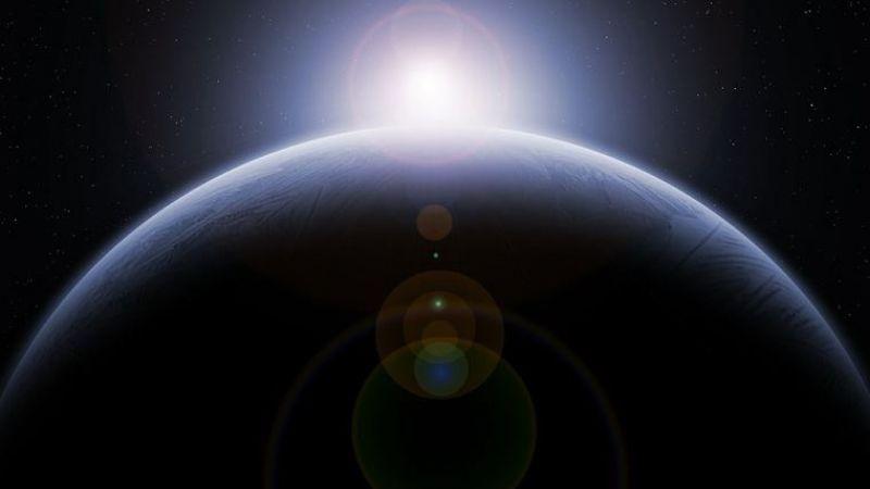 Dünya'nın çekirdeği orantısız mı?