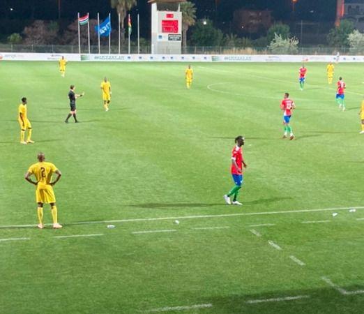 Gaziantep FK oyuncu izliyor!