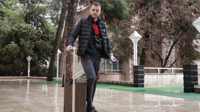 Gaziantep FK'da Maxim sürprizi!