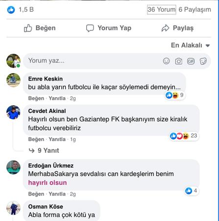 Gaziantep FK Başkanının yaptığına bak!